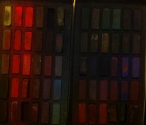 Terry Ludwig Dark pastel sets