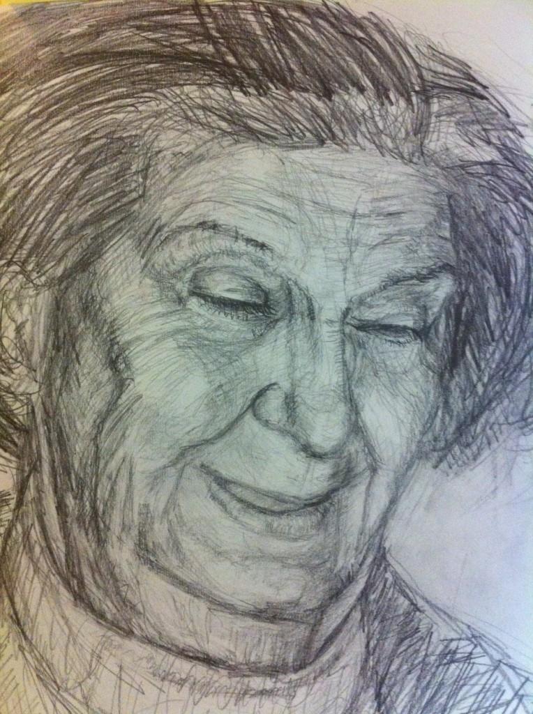 Portrait of Sita